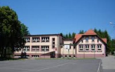 Spotkanie uczniów kl. I—III z nauczycielką zajęć teoretycznych w Państwowej Szkole Muzycznej w Jastrzębiu Zdroju - panią Pauliną Sochą